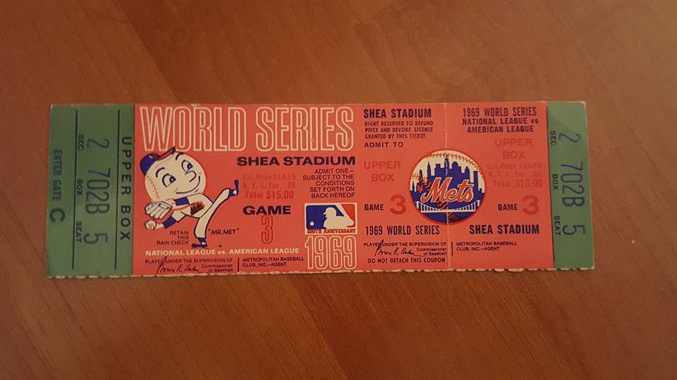 World Series Ticket for Can You Be a Chainsaw-Wielding Ballerina?