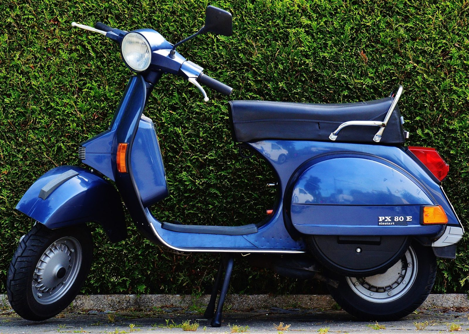 Why Driving a Scooter Is the Best Way to Embarrass Your Teenager